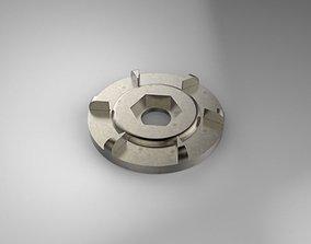 Odin side winder gear m12 3D print model