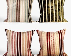 3D Decorative pillows set 037