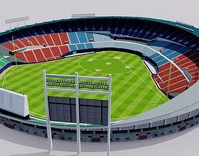 3D Jamsil Baseball Stadium - South Korea