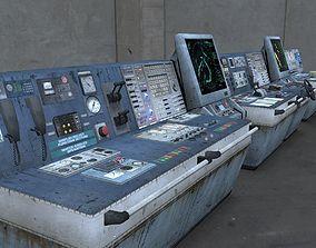 ControlPanel01 3D asset