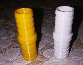 hose union 19 mm 3D printable model