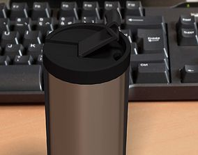 Cofee Mug office 3D print model
