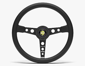 3D model Momo Prototipo Steering Wheel