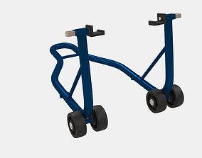 3D model Paddock Stand