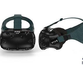 HTC Vive Headset - Element 3D