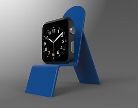 3D printable model Apple Chair stand