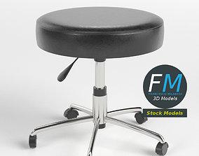 3D model Doctor chair 1