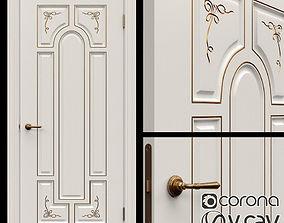 3D Interroom door Elegia Krona 2 colors