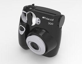 Polaroid 300 3D furniture