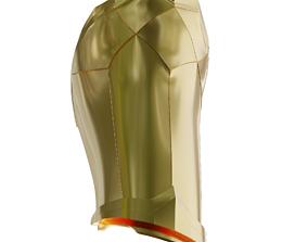 3D printable model Wonder Woman Golden Eagle Armor 2