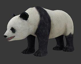 panda 3D asset game-ready