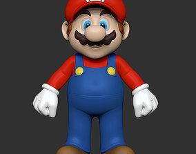 3D printable model Super Mario