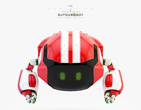 3D Sprinting drone IV