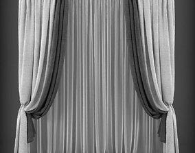 Curtain 3D model 126