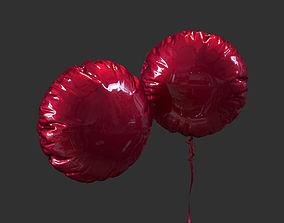3D model Balloon Circle