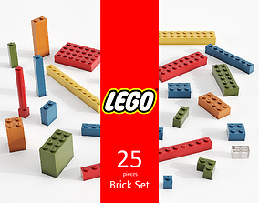 3D printable model Lego - Basic Bricks Set