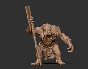 titan Titan - Butcher 70mm 3D printable model