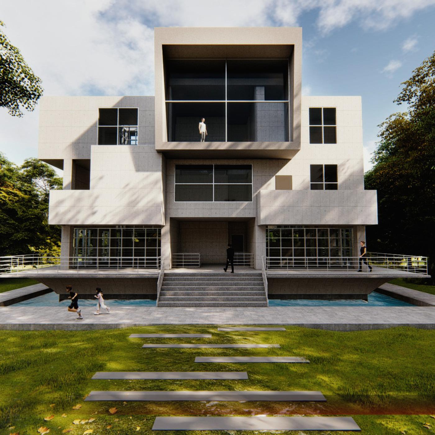 Chubar Villa