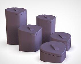 Ring holder- multi stand 3D print model