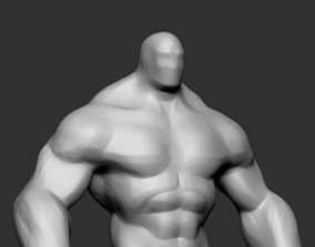 ComicBook Character Base 3D