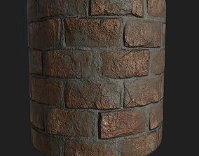 3D Brick Material