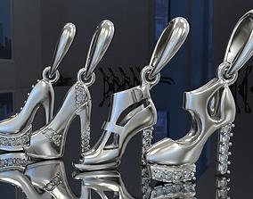 3D Shoe Collection