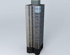 3D Fortune Garden Tower