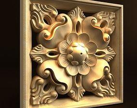 3D model Carving details