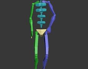 3D model Panenka 3-1