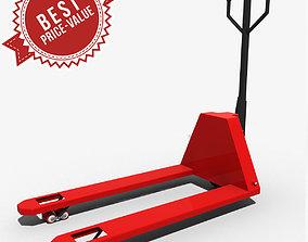 pallet truck industrial 3D model
