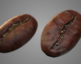 Coffee Bean 3D vegetable