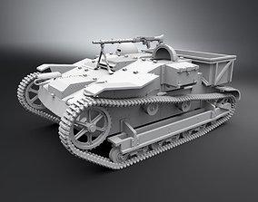 Renault UE Scale model
