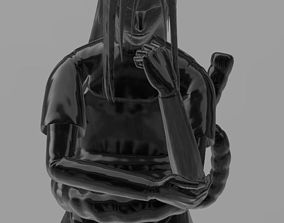 Orochimaru from Naruto 3D print model