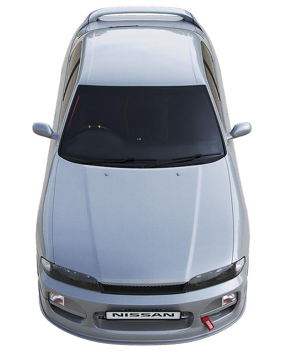 Nissan Skyline HR33