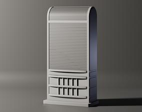 Voyager Wardrobe 3D model