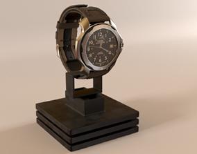 Timex Wrist Watch 3D model