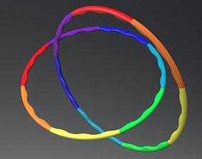 3D model Hula Hoop