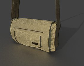 HANDBAG 3D model PBR