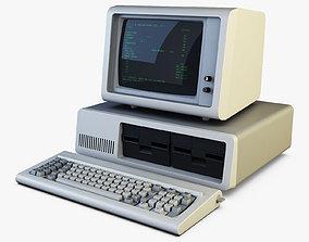 Personal Computer v 2 3D model