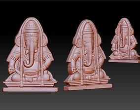 Pillayar Patti Vinayagar - Ganesh 3D model