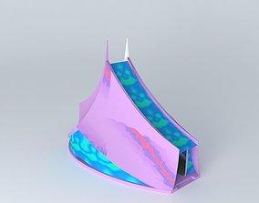 ARGO ARCHITECTS World Religion chapel 3D