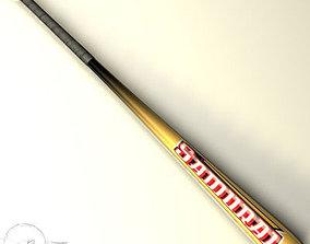 mapping sport Baseball bat 3D model