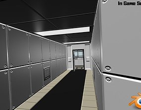 Low Poly Office Level Modular Kit Assets VR / AR ready 1