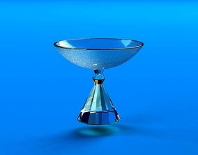 3D activity Crystal Glass