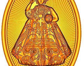 3D model MENINO JESUS DE PRAGA