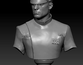 3D printable model Imperial Officer Star wars