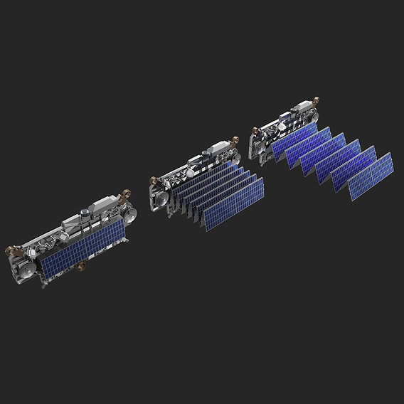 SpaceX Starlink Satellite