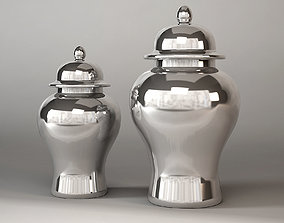 Eichholtz Glamour Vase 3D model