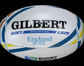 RWC2015OfficialBallVer2 3D asset