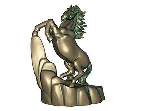 3D print model Horse Sculpture